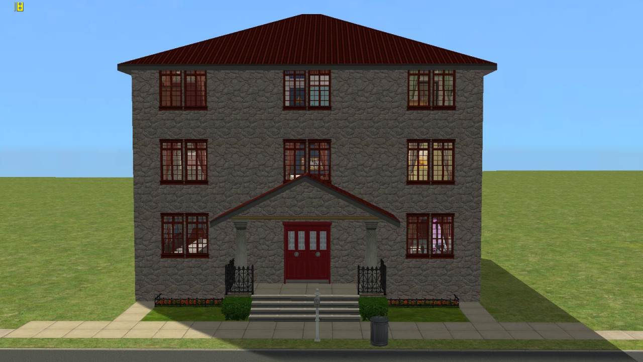 Stately Dorms – No CC