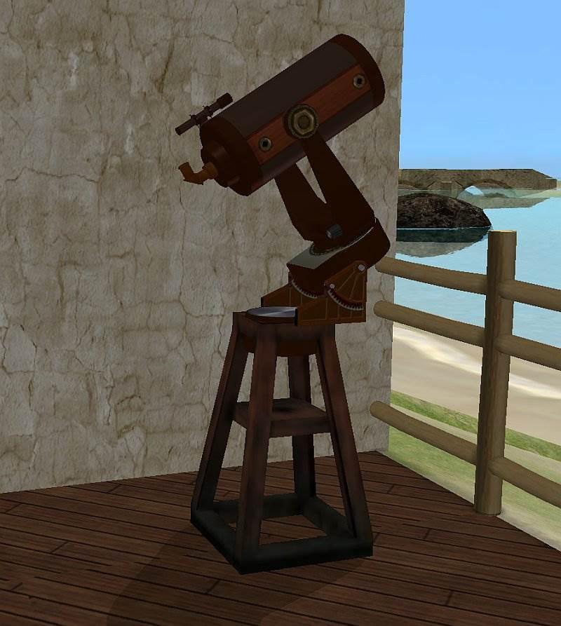 Telescope Moderate