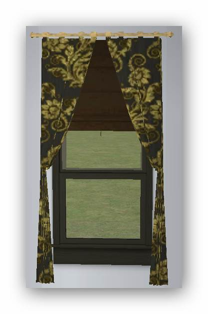 Curtains With Blinds Recolours