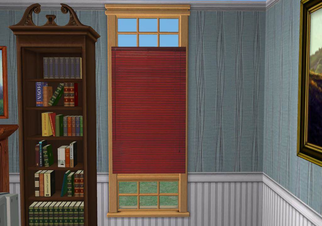 Half Length Blinds – Recolours