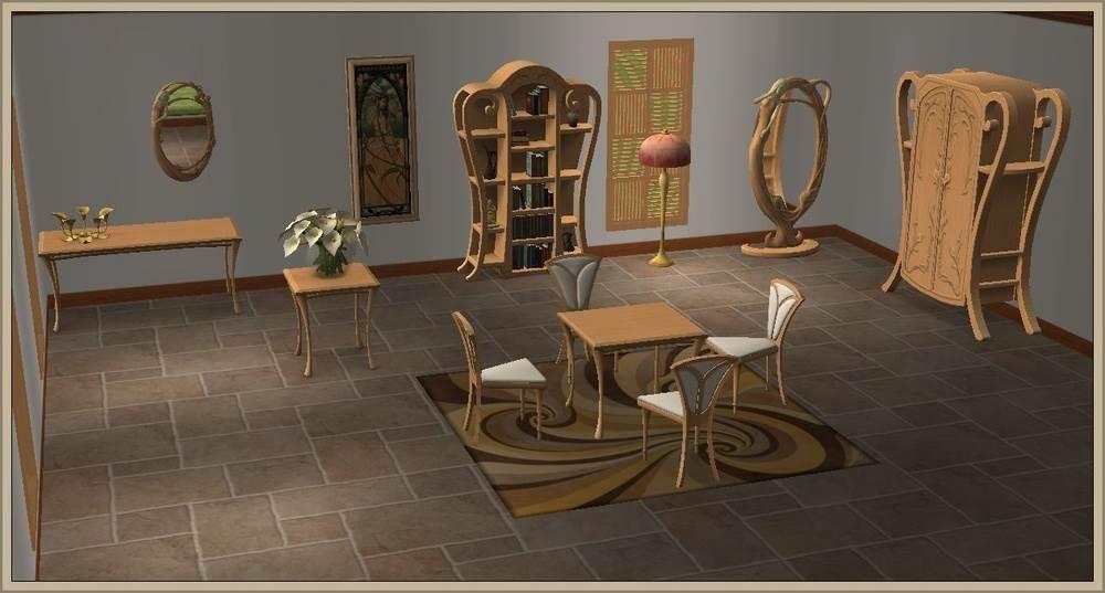 EA Art Nouveau Set – Addon