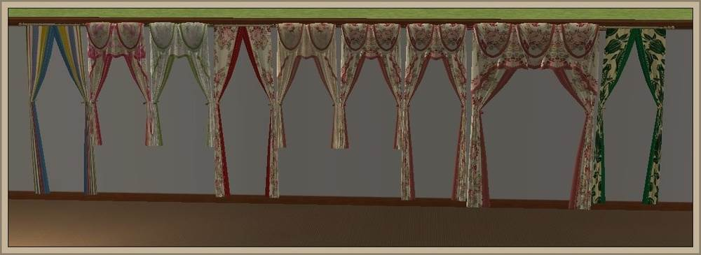 Curtains Colonial – Extreme Conversion to LS