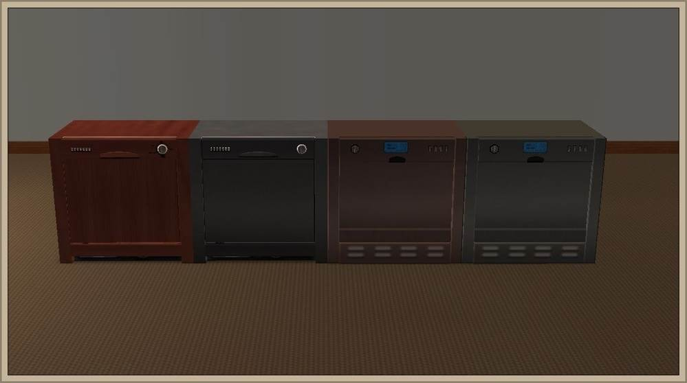 Dish Washer Recolors