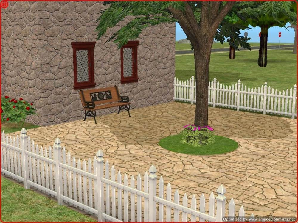 Decorative Garden Plots