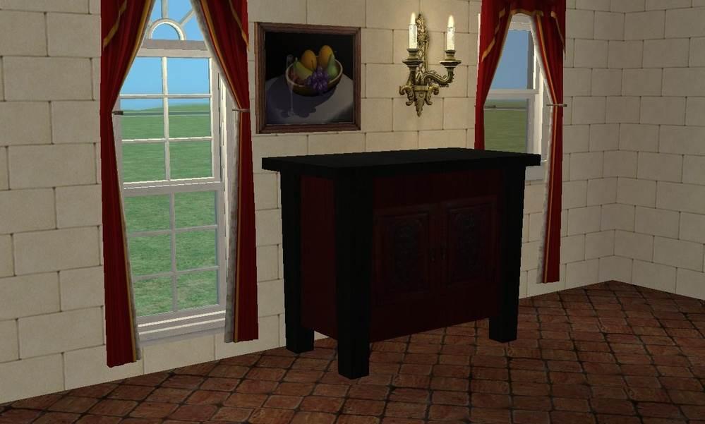 Medieval Dresser