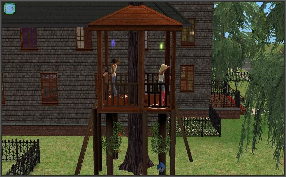 Tree House – Look Out!