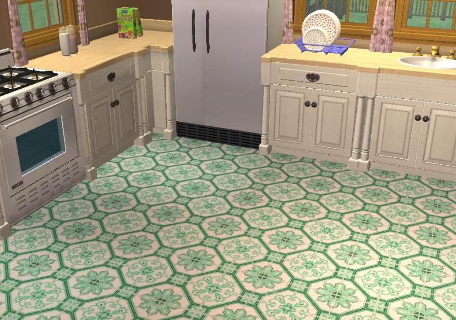 Mexican Floor Tiles