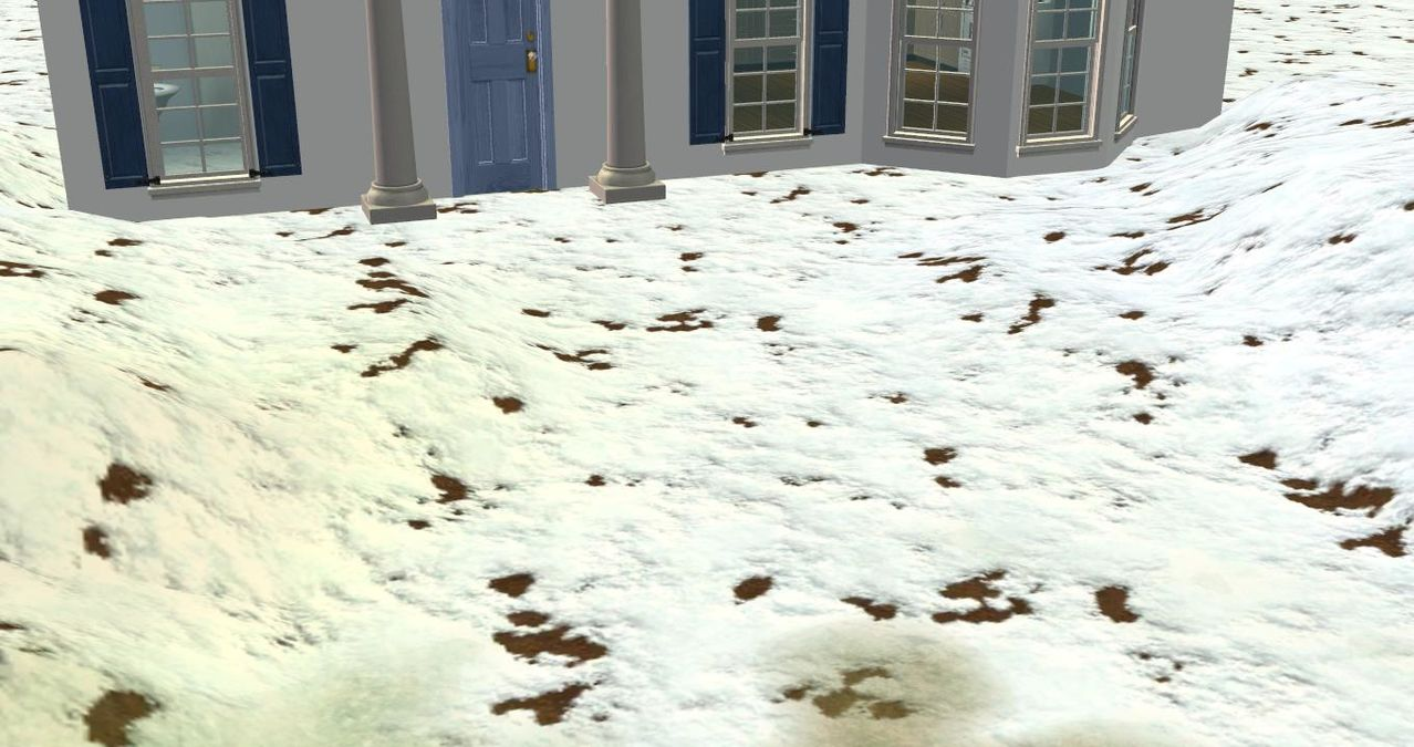 Snow And Ice Ground Covers