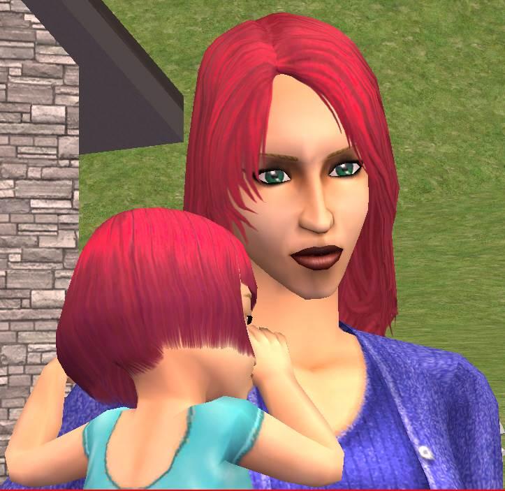 Daring Desire – Red Hair Re-Colour