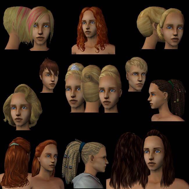 EA Misc Hair
