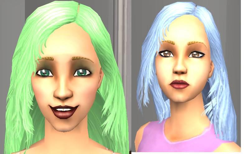 Pastel Hair Re-Colours