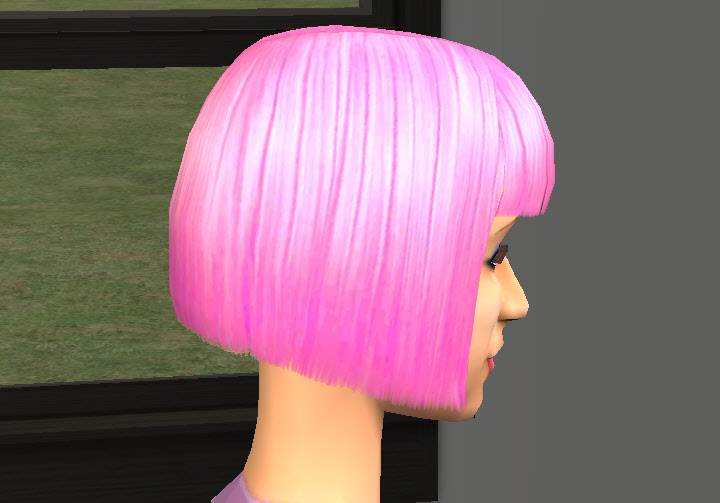 Pink Hair – Bob Recolour