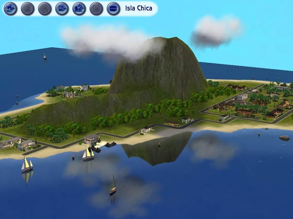 Isla Chica Neighborhood