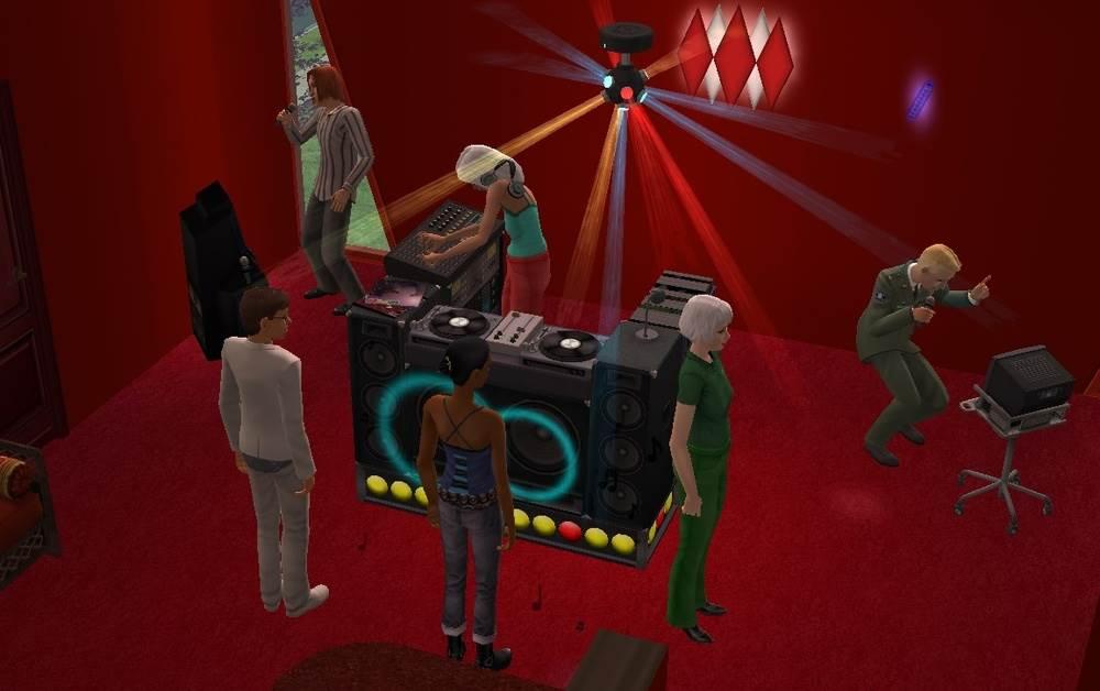 OK DJ, let's Dance!