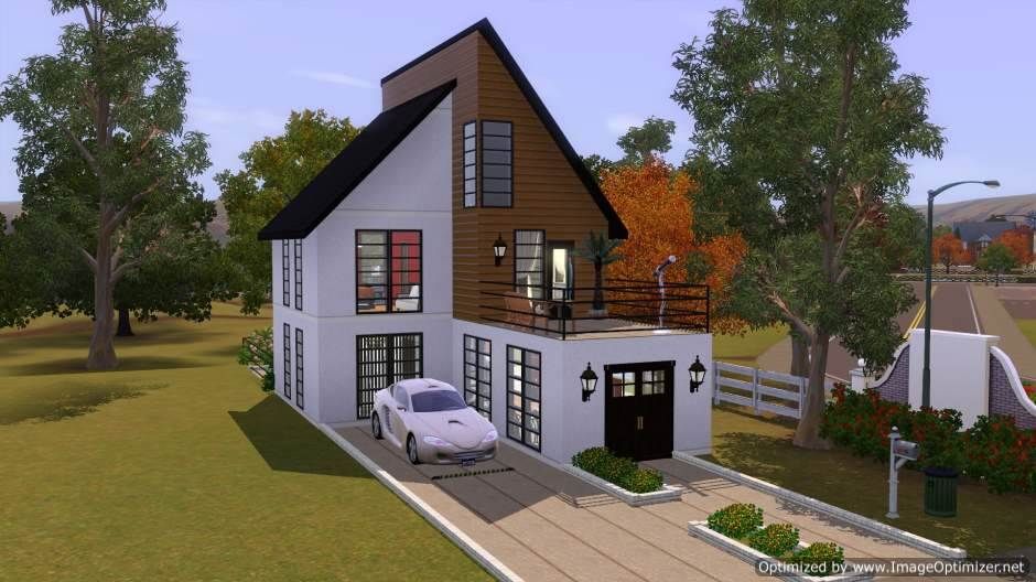 2015 March Drive – Sims 3 Version