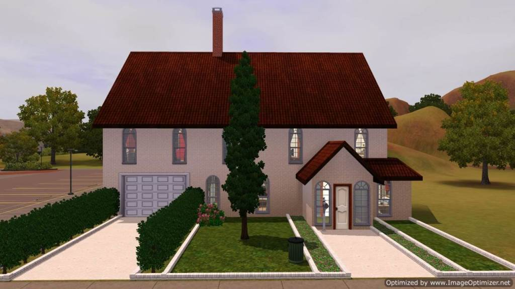 47 Sim Lane – Sims 3 Version