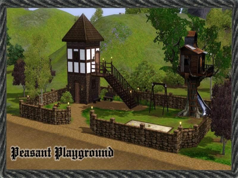 Peasant Playground