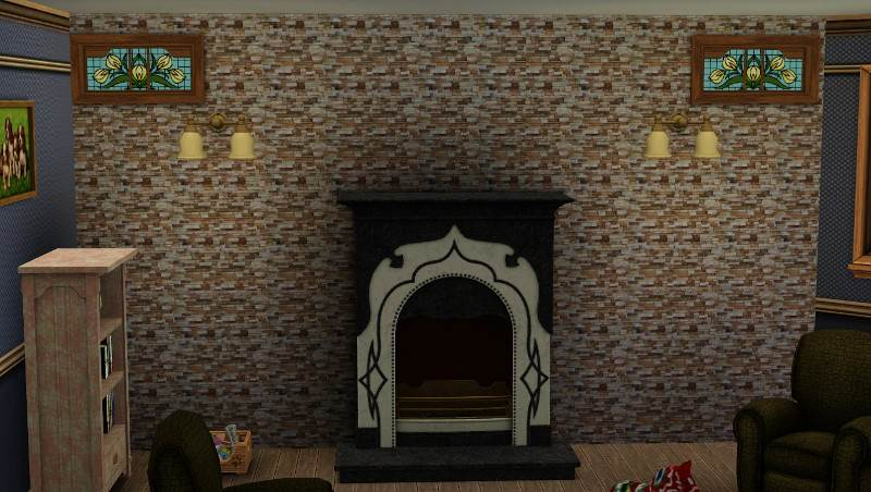 Neutral Stone Masonry – Converted from S2