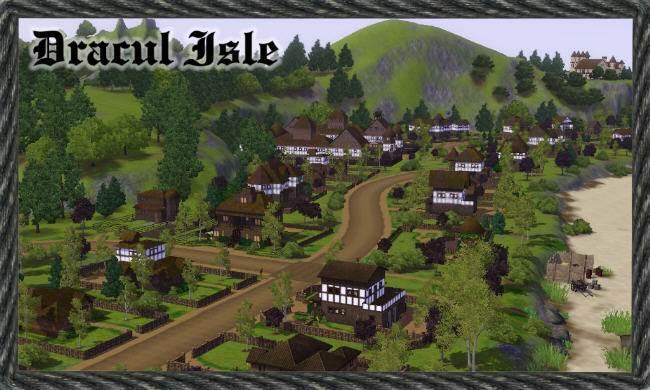 Dracul Isle