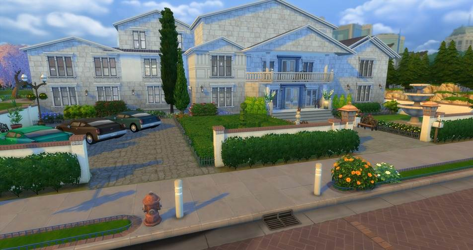 Huntington Mansion